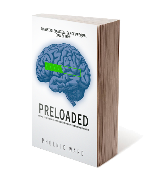 #freebooks – PRELOADED: A Cyberpunk Short Story Collection – free to anyone for an email signup